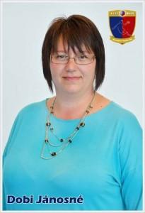Dobi Jánosné Krisztina Elnök-Ügyvezető