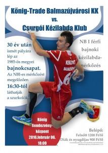 Kőnig-Trade Balmazújvárosi KK - Csurgói KK